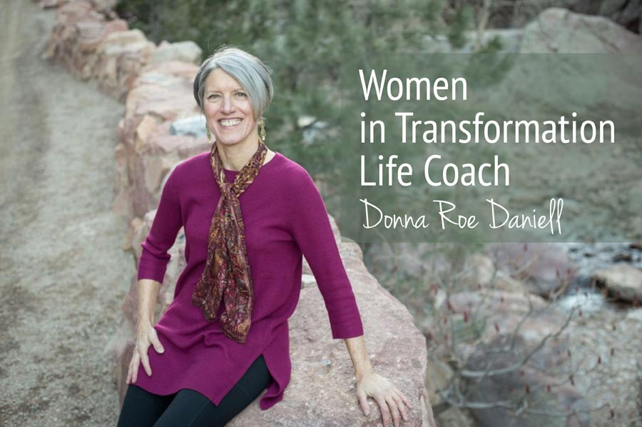 Donna Roe Daniell Women in Transformation Life Coach